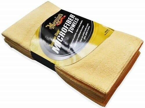 Meguiar's X2020 Supreme Shine Microfiber Towel