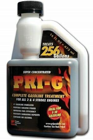 PRI Fuel Stablizier For Gasoline