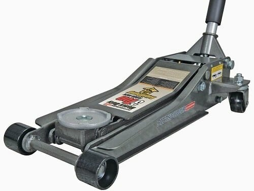 Pittsburg Automotive Heavy-Duty Low Profile Floor Jack