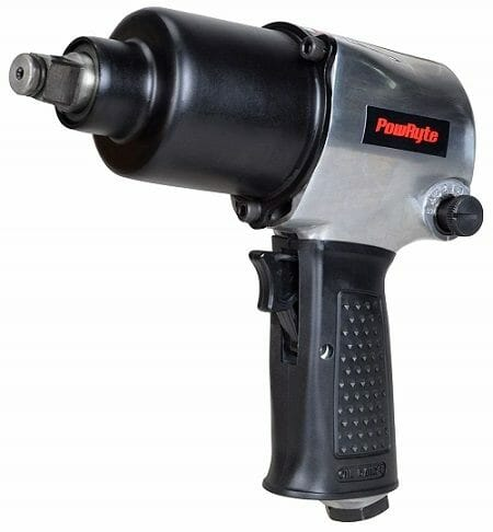 PowRyte 1/2 Inch Air Impact Wrench