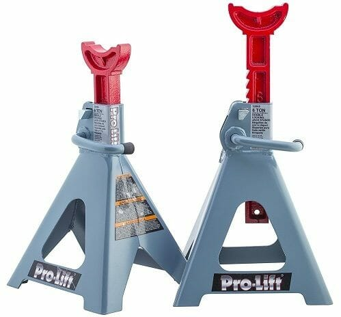 Pro Lift T-6906D Double Pin Jack Stand