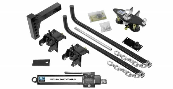 Pro Series 49904 Weight Distribution Hitch Kit