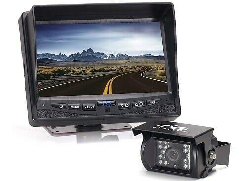 Rear View Safety RVS-770613 Backup Camera