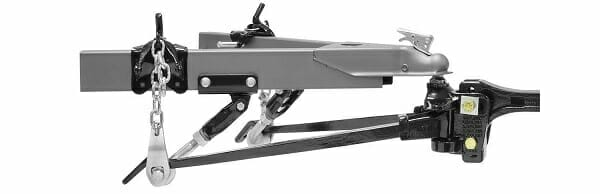 Reese 66130 Trunnion Bar Weight Distribution Hitch