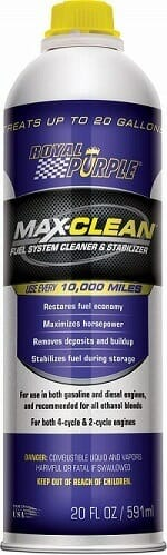 Royal Purple 11722 Max-Clean Fuel Stabilizer