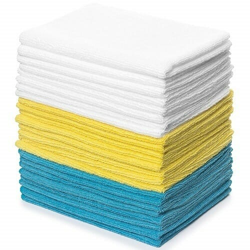 Royal Reusable Microfiber Cleaning Cloth