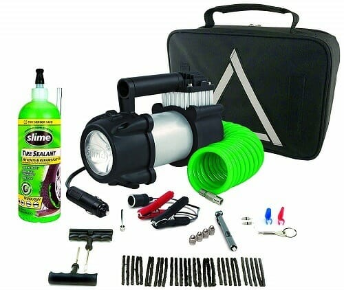 Slime 70004 Power Spare Tire Repair Kit
