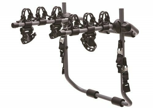 SportRack 3-Bike Anti Sway Trunk Rack
