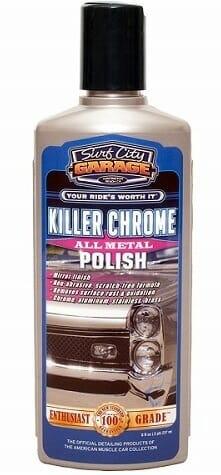 Surf City Garage 492 Killer Chrome Polish
