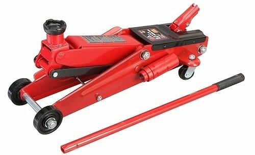 Torin Hydraulic Trolley 3-ton Floor Jack