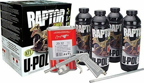 U-Pol Raptor Spray-on Truck Bed Liner