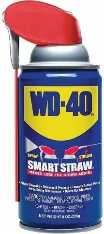WD-40 Multi-Purpose 2-Way Spray Penetrating Oil
