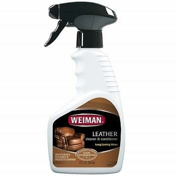 Weiman 12oz Leather Cleaner and Conditioner