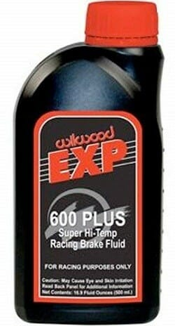 Wilwood 290-6209 EXP 600 Plus Brake Fluid