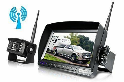 Zeroxclub Digital Wireless Backup Camera System