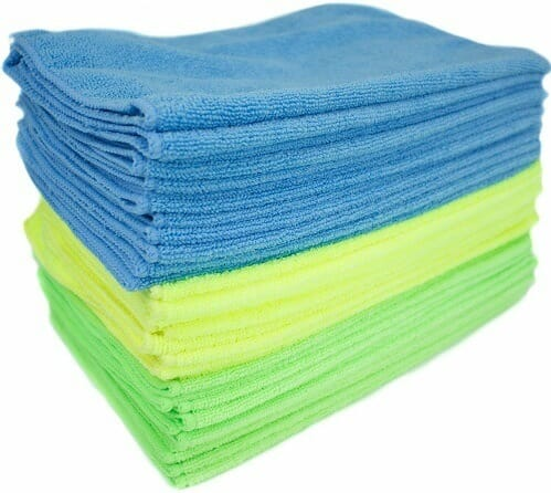 Zwipes Microfiber Cleaning Cloth