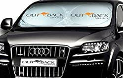 Outback Shades Windshield Sun Protector