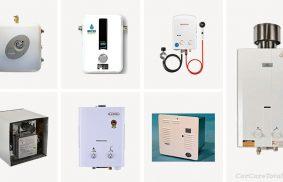 Best RV Tankless Water Heaters
