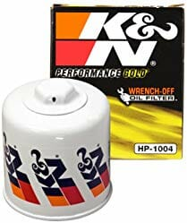 K&N HP-100 Wrench-Off Oil Filter