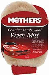 Mothers Genuine Lamb's Wool Wash Mitt