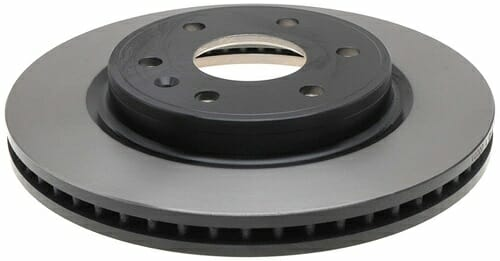 ACDelco 18A2497 Professional Brake Rotor