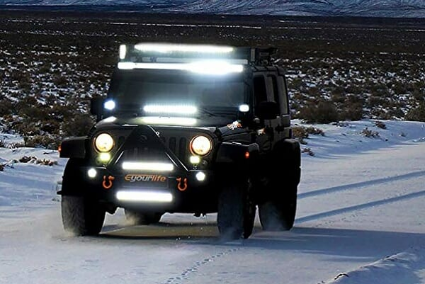 ATV LED Light Bar Buying Guide