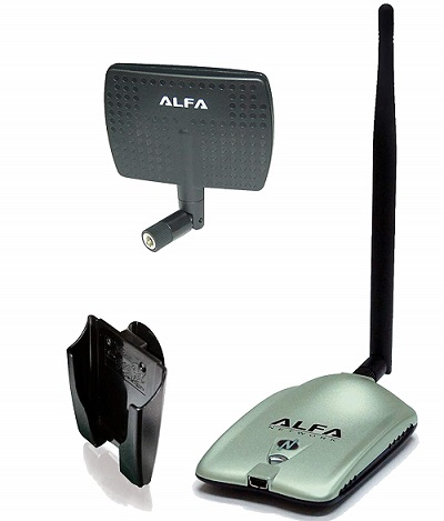 Alfa AWUS036NH Long Range Wi-Fi Booster