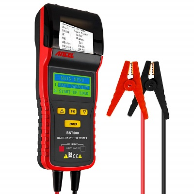 Ancel BST500 Battery Tester