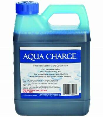 Aqua Charge Windshield Washer Fluid