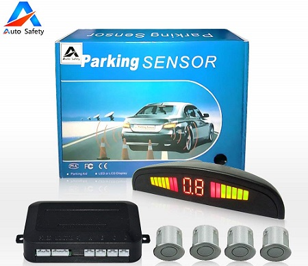 Auto Safety Car Reverse Parking Sensor System
