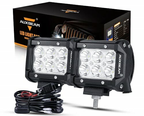 Auxbeam 2-Pack 4-Inch LED Pods