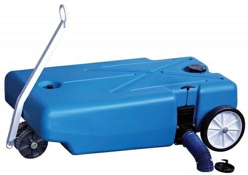 Barker 30844 RV Portable Waste Tank