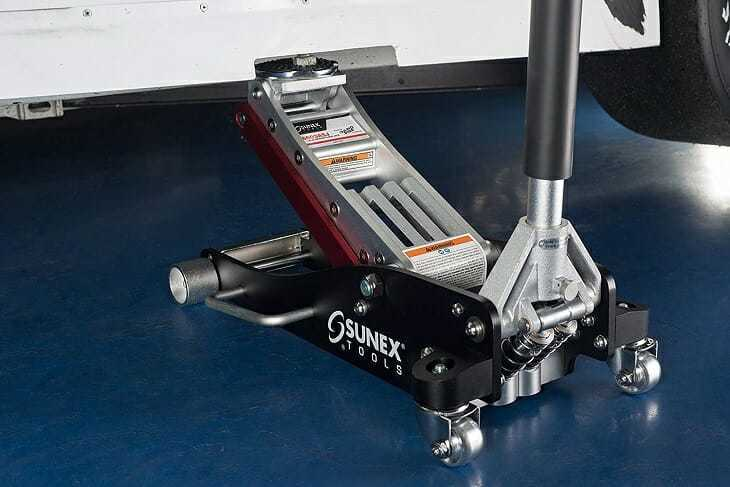 2 Ton Aluminum Floor Jack Made In Usa Carpet Vidalondon