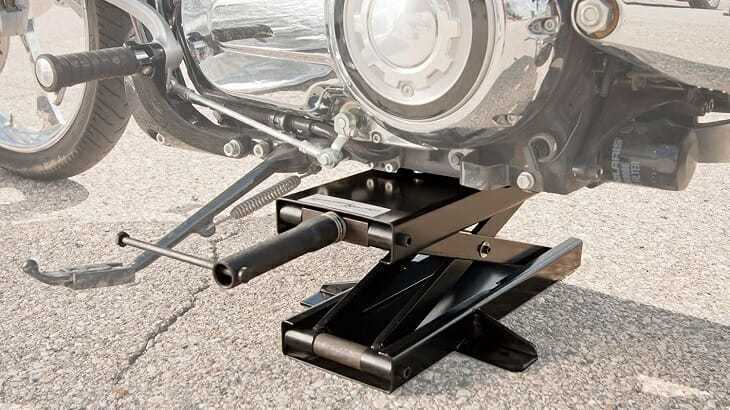 Best Motorcycle Jack