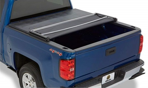Bestop 16212-01 EZ Fold Truck Bed Cover
