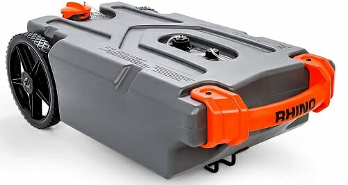 Camco Rhino 39002 Heavy Duty RV Portable Waste Tank
