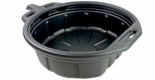 Capri Tools CP21024 Portable Oil Drain Pan