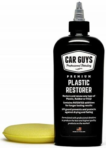 CarGuys Plastic Restorer
