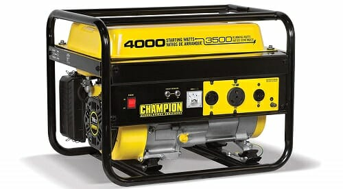 Champion Power Equipment 3500W RV Ready Portable Generator