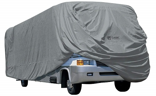 Classic Accessories OverDrive Polypro RV Cover