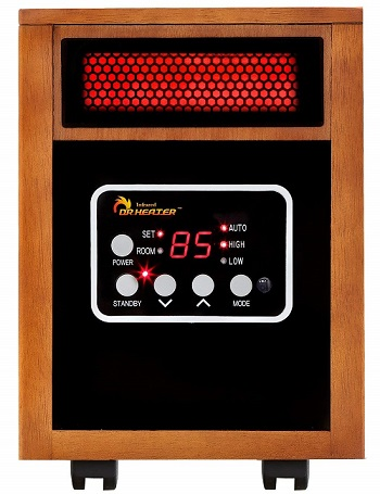 Dr Infrared 1500W Portable Heater