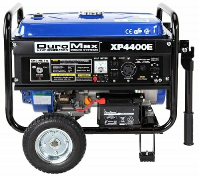 DuroMax XP4400E OHV 4-Cycle Gas Powered Generator