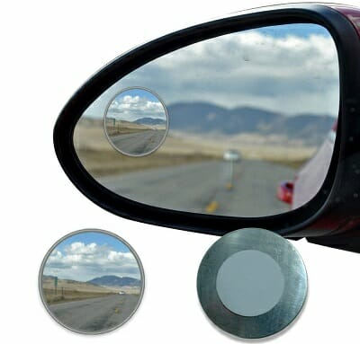 Essential Contraptions Rear View Blind Spot Mirror