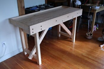 Foldable/Portable Workbenches