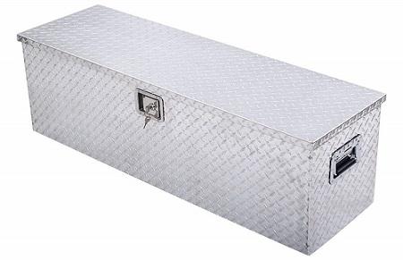 Giantex Aluminum Truck Tool Box