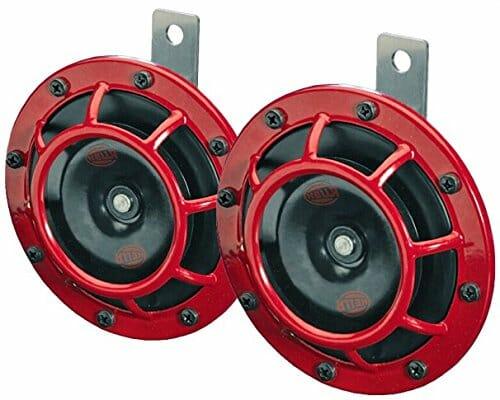 Hella 003399801 SuperTone Twin Horn Kit
