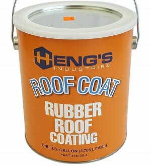 Heng's Rubber RV Roof Coating