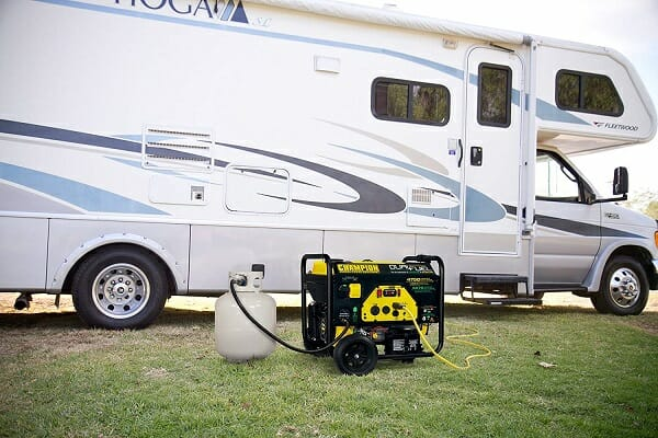 How To Buy A Generator For RV