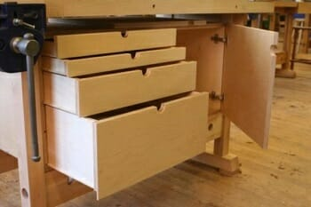 Integrated Storage Workbenches