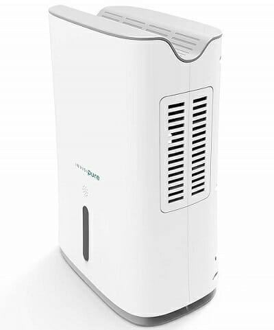 InvisiPure Hydrowave Quiet Thermo-Electric Dehumidifier for RVs